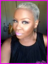 bald hairstyles for black women livesstar com awesome how to whiten gray hair lives star pinterest gray hair