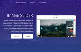 50 creative and beautiful bootstrap slider samples 2017