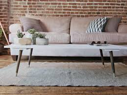 White Coffee Tables by How To Make A Midcentury Modern Coffee Table Danmade Watch Dan