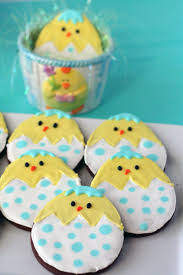 Decorating Easter Cookies Ideas by 180 Best Spring Sugar Cookies Images On Pinterest Decorated