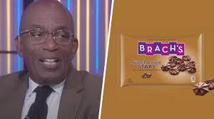 parents eat halloween candy al roker mom said i u0027d turn into a brach u0027s chocolate star today com