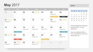 2016 calendar templates microsoft and open office ot year impress