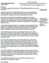insurance and financial advisor cover letter