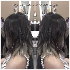 somebre balayage on asian hair by tiffany yelp