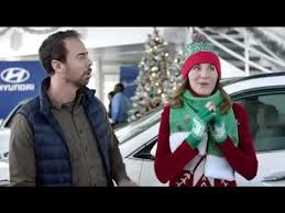 hyundai commercial actress with football the commercial curmudgeon december 2016