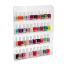 acrylic nail polish wall display acrylic nail polish wall display