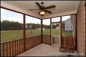front porch deck designs custom home porch design home design ideas new home building and design home building tips porch styles
