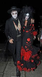 Halloween Costumes Spanish Dancer Supermodel Halloween Costumes U002790s Vogue