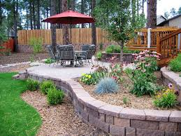 Patio Edging Options by Cheap Landscaping Ideas For Small Backyards U2014 Jen U0026 Joes Design