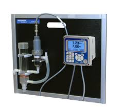 free chlorine multi parameter transmitter ph for water