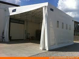 capannoni mobili usati tunnel mobili in acciaio e telo pvc copritutto