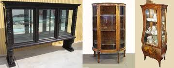 vintage cabinets for sale stylish antique curio cabinet for sale antique furniture white curio