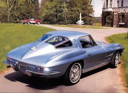 what year was the split window corvette made 1963 stingray split window 3 antique and vintage cars