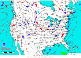 me the weather map wpc surface analyses with america weather map