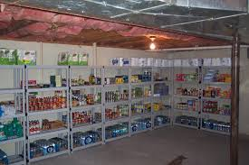 basement storage ideas to consider stablwall