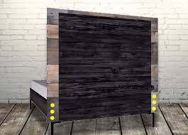 Barn Wood Headboard How To Build A Reclaimed Wood Headboard San Diego Interior Designers