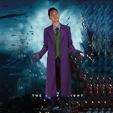 Heath Ledger Halloween Costume Aliexpress Buy Batman Dark Knight Joker Cosplay Costume