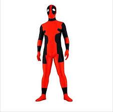 Superhero Halloween Costumes Women Good Quality Deadpool Costums Superhero Amazing Spandex Body
