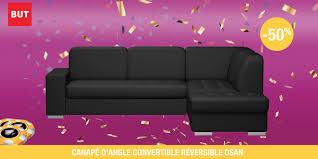 promo canapé but magasins but on pour l anniversaire but les