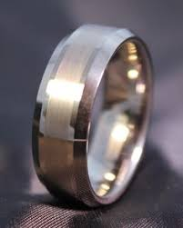 mens wedding rings nz hammered titanium silver gold wedding ring would be if