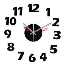 wall clocks decorative digital wall clock full image for cool
