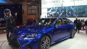 lexus richmond tx 2016 lexus gs f sedan youtube