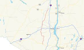 Map Of New Paltz New York new york state route 208 wikipedia