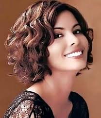 how to style short curly hair beautifully hairstyle magazine