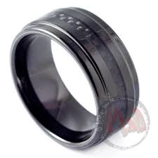 black wedding rings for him mad tungsten rings s rings wedding bands australia