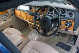 rolls royce limo interior used car buying guide rolls royce phantom