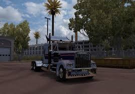 kenworth kenworth w900a truck american truck simulator mod ats mod