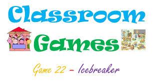 classroom games 22 icebreaker youtube