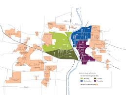 Illinois Map Of Cities by City Of Elgin Illinois Official Website On Street Pick Up