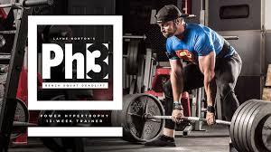 Bench Press Hypertrophy Ph3 Layne Norton U0027s Power And Hypertrophy Trainer Promo Youtube