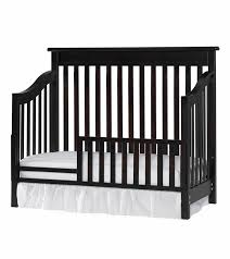 Bonavita Convertible Crib Bonavita Peyton Lifestyle Guard Rail In Espresso