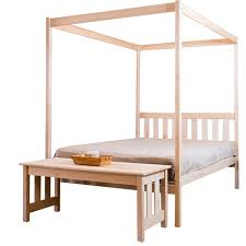 Extra Long Twin Bed Size Capitan Four Poster Bed Twin Xl Size Extra Long