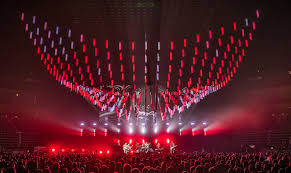 Chili Lights Grandma2 Tours With Red Chili Peppers Ma Lighting