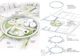 Amphitheater Floor Plan by Gallery Of Hanking Nanyou Newtown Urban Planning Design Proposal