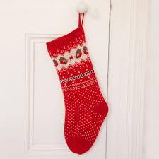 knitted christmas robin knitted christmas jojo maman bebe