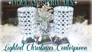 dollar store diy home decor dollar tree lighted christmas centerpiece diy dollar store room