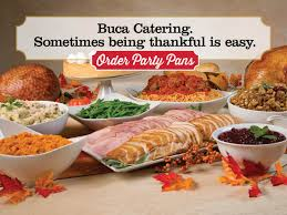 enjoy a hassle free thanksgiving with buca di beppo saving you
