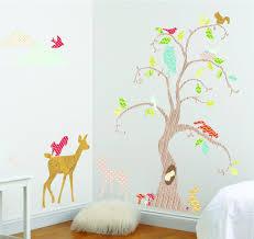 Nursery Decals For Walls by Woodland Animals U0026 Tree Nursery Wall Decals U2013 Fun Rooms For Kids