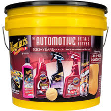 personalized halloween buckets meguiar u0027s 8 piece complete auto detail bucket kit walmart com