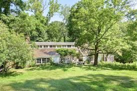 Snedens Landing Ny Real Estate by 18th Century Stone House With Gorgeous Gardens Asks 1 6m Outside