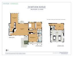 Belvedere Floor Plan 29 Bayview Avenue Payton Binnings