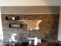 Wohnzimmer Rot Braun 25 Best Ideas About Steinwand Tapete On Pinterest Steinwand