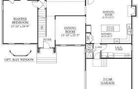 blueprints house modern house plans great room plan split bedroom six large 2 with