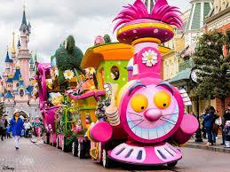 train parade disneyland paris disney wiki fandom powered by