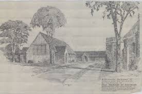 philip hubert frohman architectural drawings at the national
