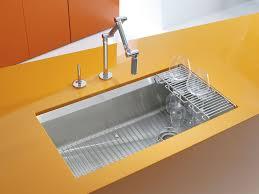 Standard Plumbing Supply Product Kohler KNA  Degree - Kohler stainless steel kitchen sinks undermount